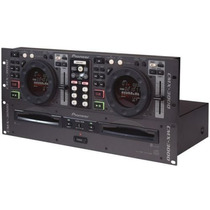 Pioneer Dj Cmx3000 Reproductor Cd
