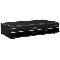 Toshiba Dvr620 Dvd/vhs Graba En Dvd Y Vhs Recorder
