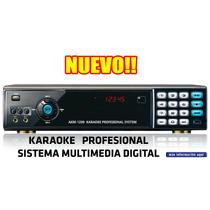 Pistas Karaoke Profesional Originales Con Equipo Profesional