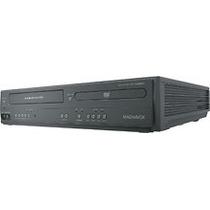 Magnavox - Reproductor De Dvd /videograbadora Hi-fi