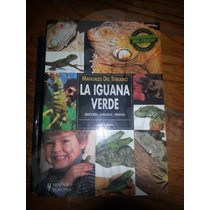 Libro La Iguana Verde Nuevo Hispano Europea Au1