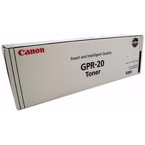 Toner Gpr-20 Para / Irc-5180/5185/5186/5187/5188 Negro
