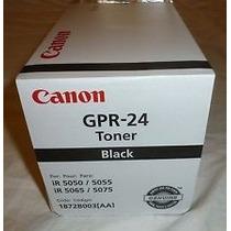 Toner Gpr-24 Para / Ir 5055/5065/5075 Negro