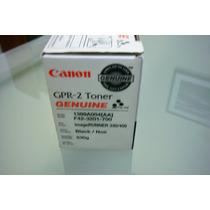 Canon Gpr 2 Image Runner Toner Cartridge