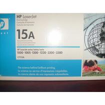 Cartucho Impresión/ Modelo Hp 15 - A Laserjet Unidad Única