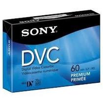Cassete Minidv Marca Sony Usado Una Vez