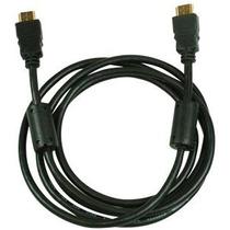 Cable Hdmi Para Alta Definicion Chapa De Oro 1.8 Metros Dn8