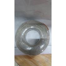 Cable Calibtre 2x22 Cristalizado Para Bocina De( 100m)