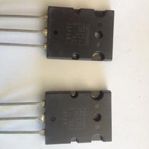 Transistores 2sc5200 Y 2sa1943 Toshiba Nuevos Originales Par