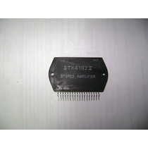 Circuito Integrado Stk 4192 Salida De Audio 50w (nuevo)