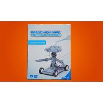 Kit Para Armar Robot Impulsado Por Agua Salada