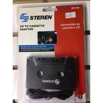 Convertidor De Cassette A Cd
