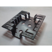 Disipador De Calor De Aluminio Para Transistor To-3 Mod 1