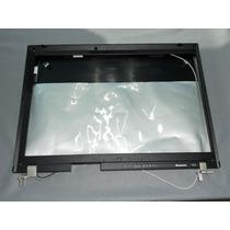 Tapa Trasera Y Bezel De Display Lenovo R61 P/n-42w2260.