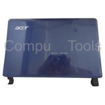 Carcasa Display Acer Aspire One Color Azul Pieza Unica