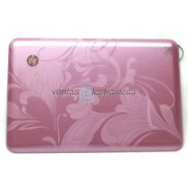 Carcasa Lcd Cubierta Rosa Para Hp Mini 110-1131la
