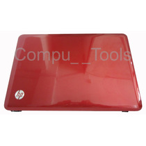 Carcasa Display Hp Pavilion G4-1000 Color Rojo
