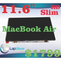 11.6 Led Ultraslim Macbook Air A1370