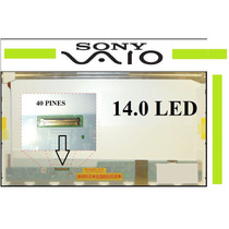 Display Laptop 14 Led Sony Pcg-61a14l & Pcg-61a12l New