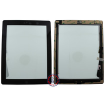 Apple Ipad 3 Y 4 Touch Screen Vidrio Digitalizador Con Botón