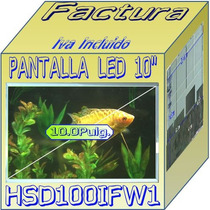 Pantalla Display Mini Laptop Msi Ms-n014 Hsd100ifw1 Bfn Fdp