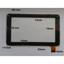 Touch Tablet Aku At75c Flex Czy6214c-fpc Czy6411a01-fp Cod04