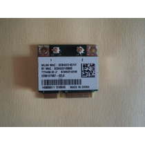 Tarjeta Wifi + Bluetooth Sony Vaio Svf142c29u Svf14211clb