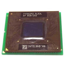 Procesador Intel Pentium Iii 850mhz Para Laptop N/p: Sl53l