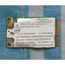Tarjeta Wifi Intel Pro Wireless 3945abg