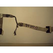 Cable Flex Para Pantalla Lcd Laptop Hp Dv2000 14.1