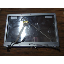 Sony Vaio Vgn-nw215t Carcaza Display Con Bisagras Cable Flex