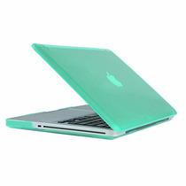 Macbook White Unibody 13 Carcasa Case Funda Verde Tiffany Ma
