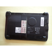 Base Y Cubierta De Teclado Con Touch Pad Acer One Zg5 #0249