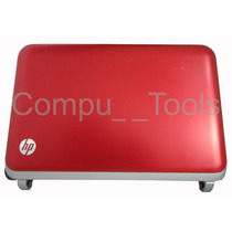 Carcasa Para Display Hp Mini 210-3018la Beats Audio Roja
