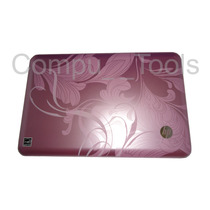 Carcasa Para Display Hp Mini 110-1000 Rosa Con Diseño