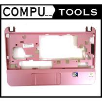 Carcasa Con Mouse Para Hp Mini 110-1140 Rosa