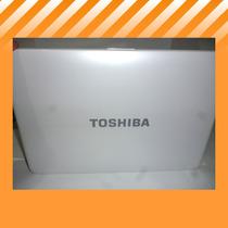 Carcasa Display Con Bisel Toshiba Satellite L845 Blanca