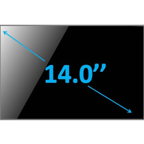 -nueva-- Pantalla 14.0 Led Slim Acer Hp Sony N140bge Display
