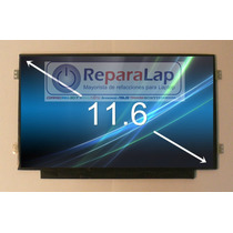 Pantalla Display Led 11.6 Hp Pavilion 11-h110la X2 No Touch