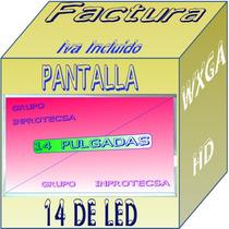 Pantalla Led Display Compaq Presario Cq43-210la 14.0 Daa