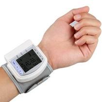 Sodial (r) Lcd Digital De Muñeca Monitor De Presión Arterial