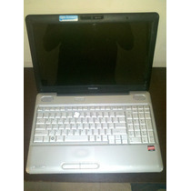 Toshiba L505d X Partes Display Teclado Carcasa Touchpad Dvd