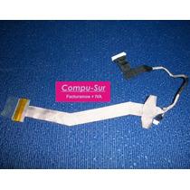 Cable Flex Video Toshiba L300 L305 L305d A300 A305
