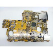 Tarjeta Madre Descompuesta Laptop Asus X83v Para Piezas