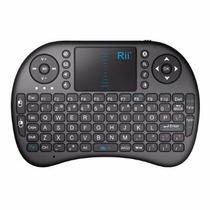 Mini Teclado Inalámbrico 2.4g Con Control Remoto - Pc, Tv