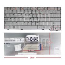 Teclado Ingles (us) Lenovo S10-2 S11 Series Blanco