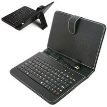 Funda Para Tablet De 10.1 Para Tablet De La Sep Con Teclado