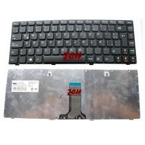 Teclado Lenovo G480 G485 G485a G480a Negro Español Nsk-bh3sc