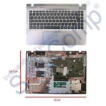 Teclado Palmrest Bocinas Touchpad Samsung Q430 4 En 1 Idd