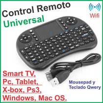 Control Universal Pc, Smart Tv, Android, Tablet Mousepad 2.4